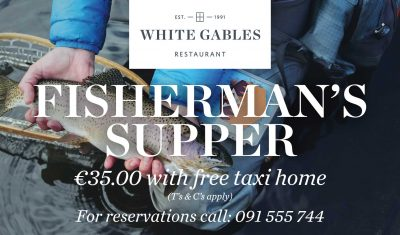 Fisherman's Supper at White Gables