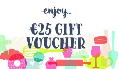 Enjoy 25 Gift Voucher