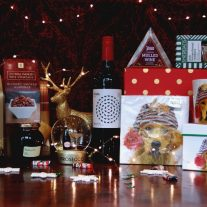 Christmas Eve Christmas Hamper from White Gables Galway