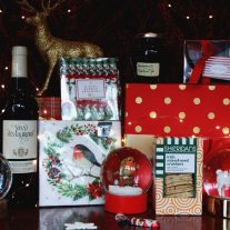 Christmas Wishes Hamper from White Gables Galway