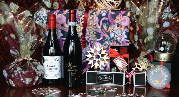 Christmas Hampers from White Gables