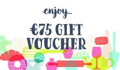 enjoy 75 gift voucher
