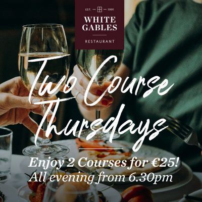 Two Course Thursdays