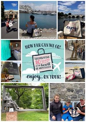 collage #enjoy 10 How far can we go?
