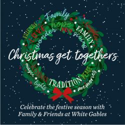 Christmas get-together-@ White Gables