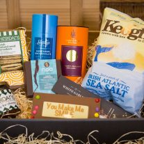 Fathers Day Cocooning Hamper from White Gables Galway
