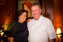 Ann and Kevin Dunne @WhiteGablesGwy