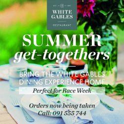 White Gables Summer Get Togethers