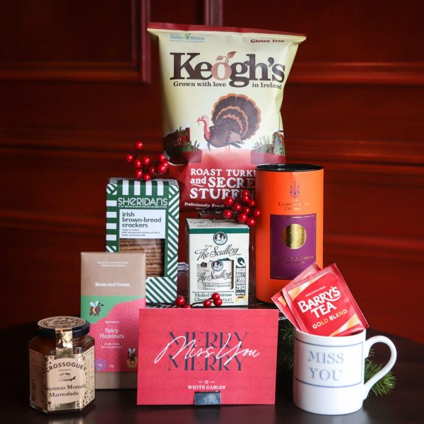 Merry Merry Miss You Hamper from White Gables