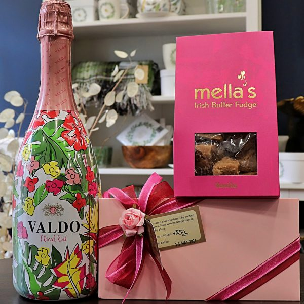 Bubbles and Chocolates Hamper from White Gables