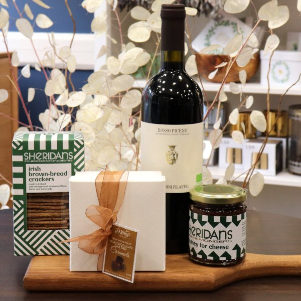 Its Wine O'Clock Hamper from White GablesNight In