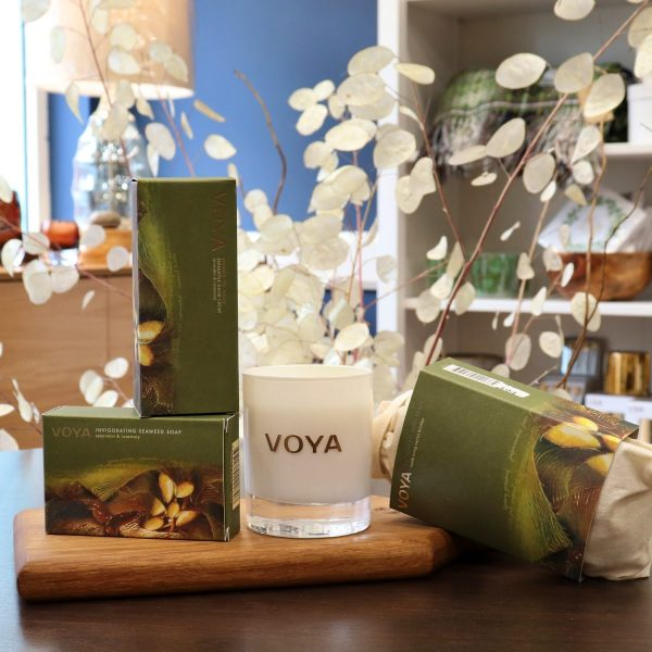Voya Luxuries Hamper from White Gables